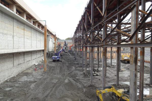 琵琶湖流域下水道湖南中部浄化センター5系22水処理施設建設工事